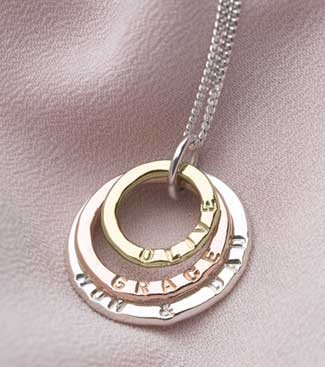 Sterling Silver Jewellery from Silver by Mail