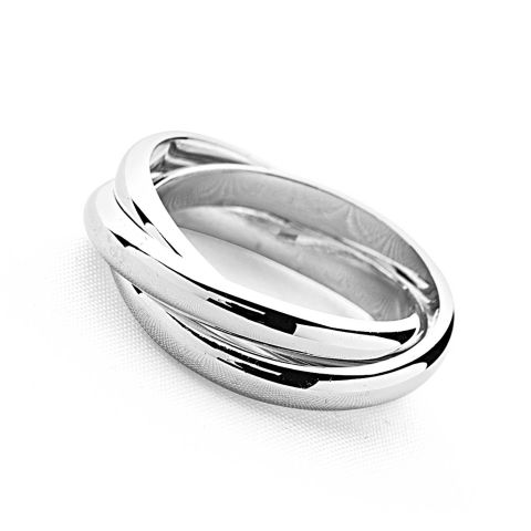 delicate russian wedding ring silver rings silver by mail
