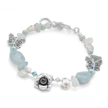Ocean Meadow Anklet