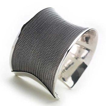 Silver Bali Amulet