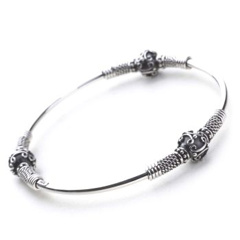Artisan-Crafted Bangle