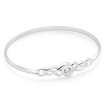Celtic Glow Bangle