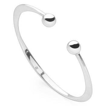Elliptical Bangle