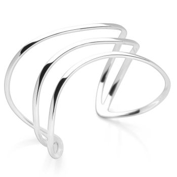 Ocean Waves Bangle