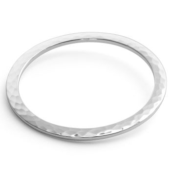 Hammer Shine Bangle
