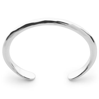 Signature Bangle (Hammered)