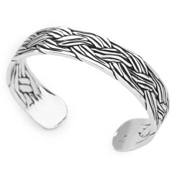 Woven Spirit Bangle