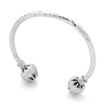 River Blossom Bangle
