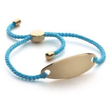 Mayfair Bracelet (TQ, 18ct Gold Plate)