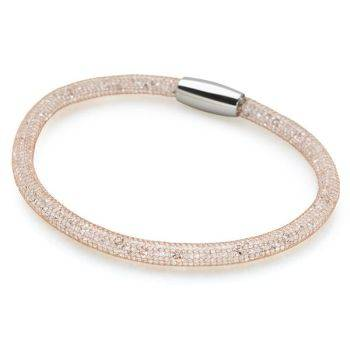 Diamond Dust Bracelet (Rose Gold)