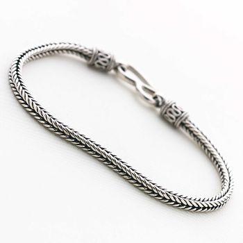 Subtle Serpent Bracelet