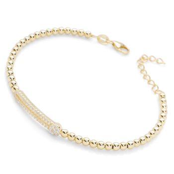 Golden Passage Bracelet