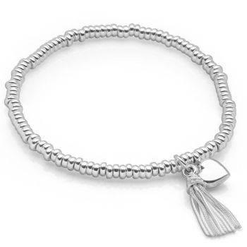 Heart Halo Bracelet