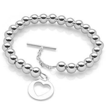 Heart to Heart Bracelet