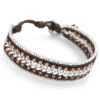 Silver Coast Bracelet