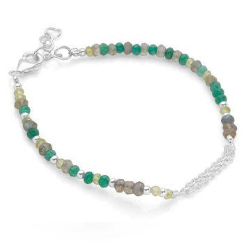 Everglade Bracelet (Silver)