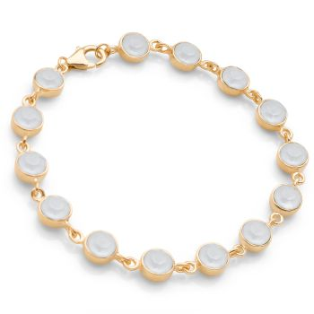 Swarovski Aqua Bracelet