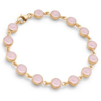 Swarovski Rose Bracelet