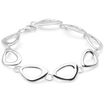 Silver Bay Bracelet