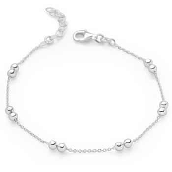 Sterling Silver Bracelets for Women from Silver by Mail - Silver by Mail 0c36eb3a2
