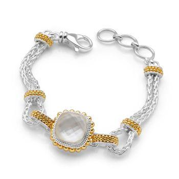 Shiva Moon Bracelet