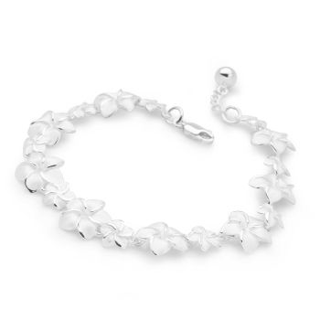 Frosted Pearl Bracelet