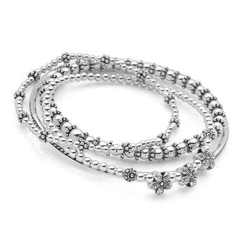 Folksy Bracelet Stack