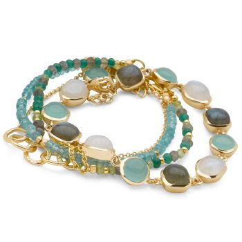 Evergreen Jewels Stack Set