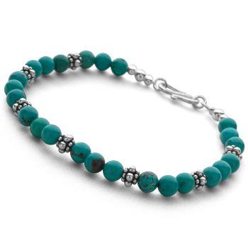 Turquoise Symphony Bracelet