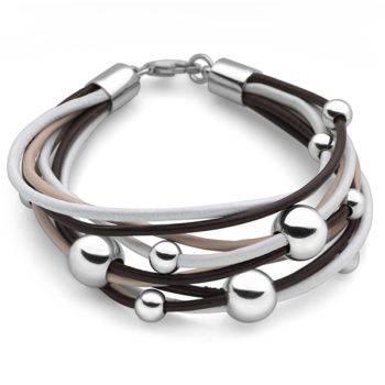 Sepia Abacus Bracelet