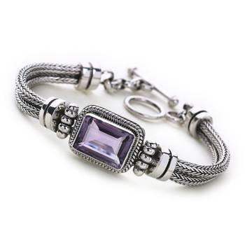Lilac Island Bracelet