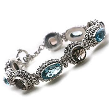 Artisan-Crafted Bracelet (19cm)