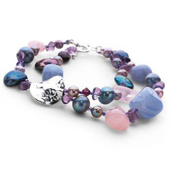 Lavender Blush Bracelet