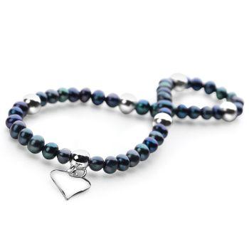Midnight Love Bracelet
