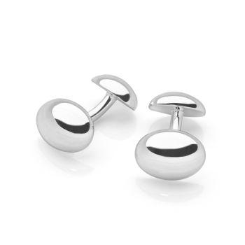 Oval Classique Cufflinks
