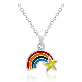 Rainbow Wish Children's Chain