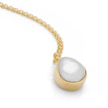 Golden Pearl Chain