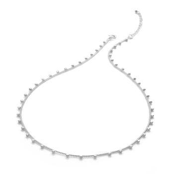 Silver Dew Chain