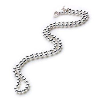 4.0 Mm Id Tag Chain 55cm
