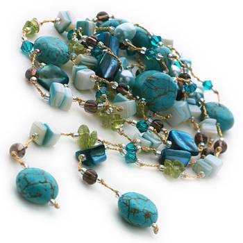 The Imagine Chain (Turquoise)