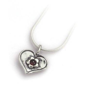 Heartland Chain (Garnet)