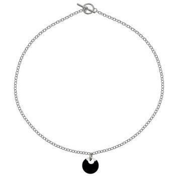 Nero Orb Necklace