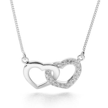 Entwined Hearts Chain