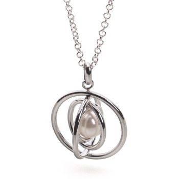 Saturn Pearl Chain