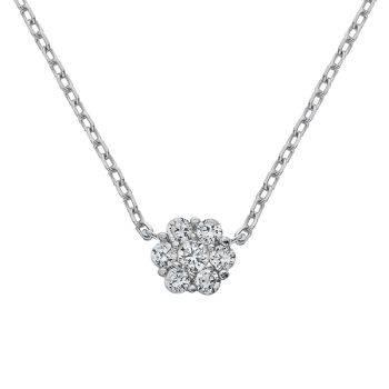 Mini Fleur Necklace