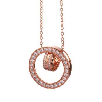 Rose Gold Shine Bright Necklace