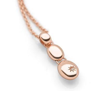 Pebble Blush Chain