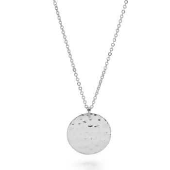 Hammered Disc Chain (For Layering)