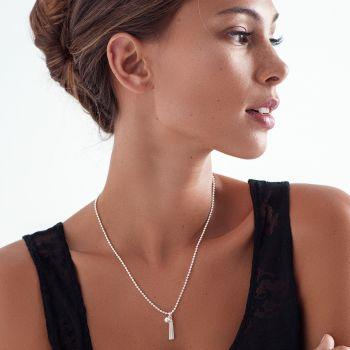 Silver Tassel Chain