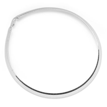 Omega Mirror Necklace